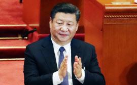 中国全人代、国家主席の任期撤廃...