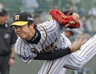 阪神、先発投手底上げのカギ握る...