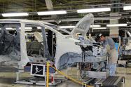東北の製造業は11年ぶりの高水準(宮城県大衡村のトヨタ自動車東日本宮城大衡工場)
