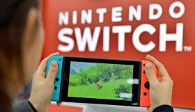 任天堂はゲーム機「スイッチ」に社外の新技術を取り入れる