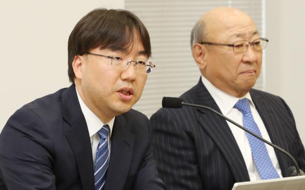 任天堂社長に古川氏、君島氏は相談役に のTwitterの反応まとめ