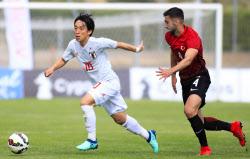 サッカーU21代表、トルコに敗れ...