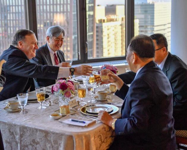 正恩氏、米大統領に書簡 側近がワシントン訪問へ  :日本経済新聞