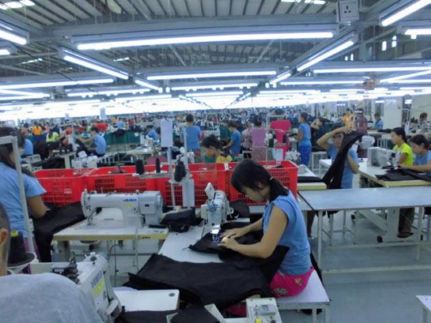 世界の衣料品生産 中国から東南アジアへシフト のTwitterの反応まとめ