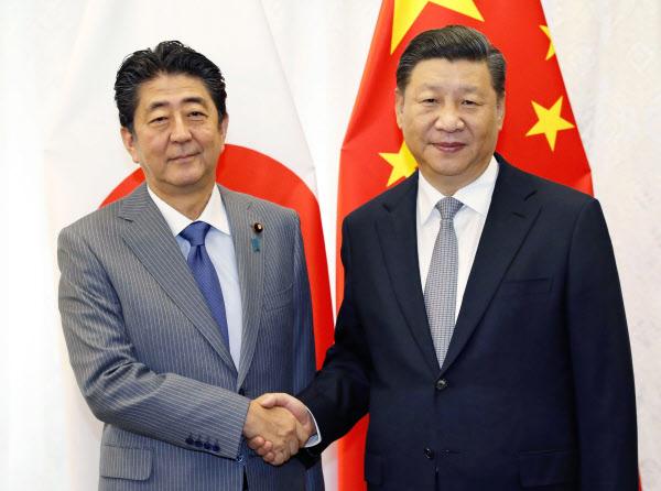 首相が来月訪中へ 日中首脳会談、対北朝鮮で連携