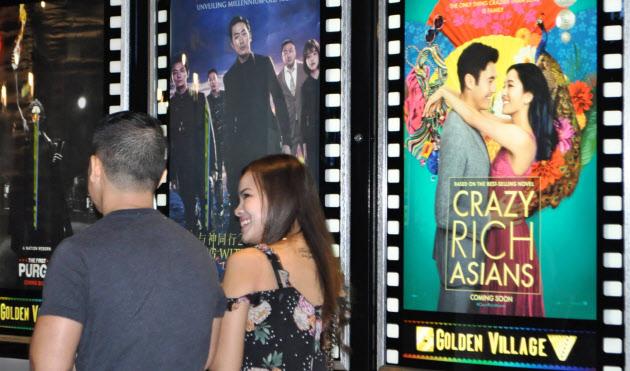 映画「クレイジー・リッチ!」話題シンガポールの富映す