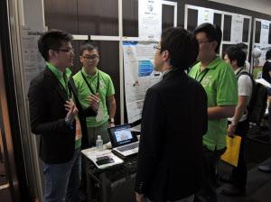 台湾の不動産系スタートアップは世界展開を視野に日本への進出を目指す(20日、テックインアジア東京2018、東京・渋谷)