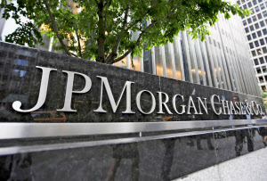 JPモルガンはトレーディング部門を除く全部門のローン残高が前年同期に比べて6%増えた=ロイター