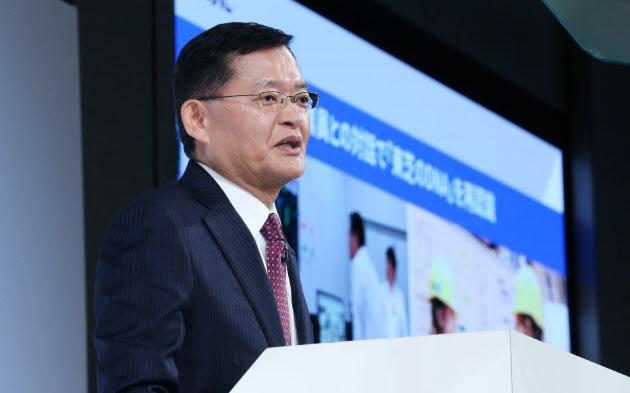 東芝CEO「データ生かしテクノロジー企業に」 のTwitterの反応まとめ