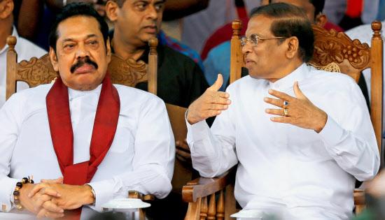 スリランカ大統領 議会解散を宣...