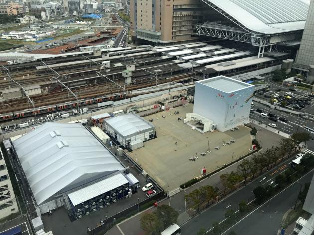 大阪中央郵便局跡の開発 8年ぶり再開へ 劇場も計画 のTwitterの反応まとめ