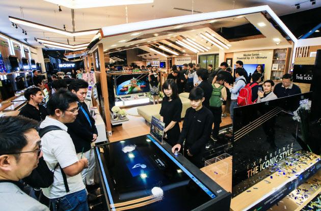 ソニー バンコクに旗艦店 テレビやホームシアターに照準 のTwitterの反応まとめ
