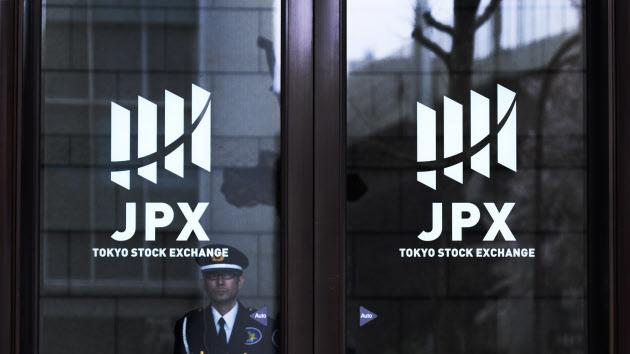東証10時 やや伸び悩み 戻り待ちの売りが上値抑える  :日本経済新聞