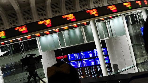 東証大引け 反発、米株下げ渋りで見直し買い、小売りなど内需高い  :日本経済新聞