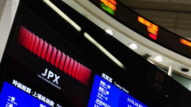 東証後場寄り 再び強含む 円が伸び悩み、先物に買い戻し  :日本経済新聞