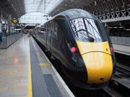 日立製作所は英国など欧州で事業を拡大している(写真は英高速鉄道)