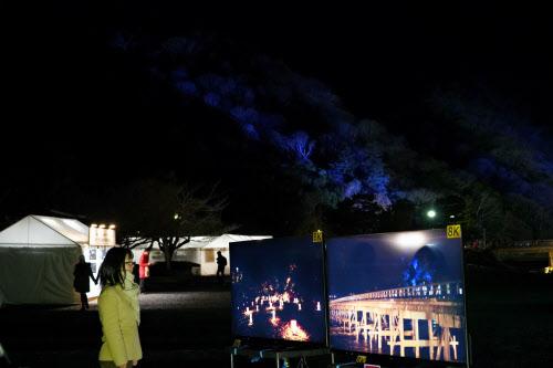 8K映像を観光用途で広げる