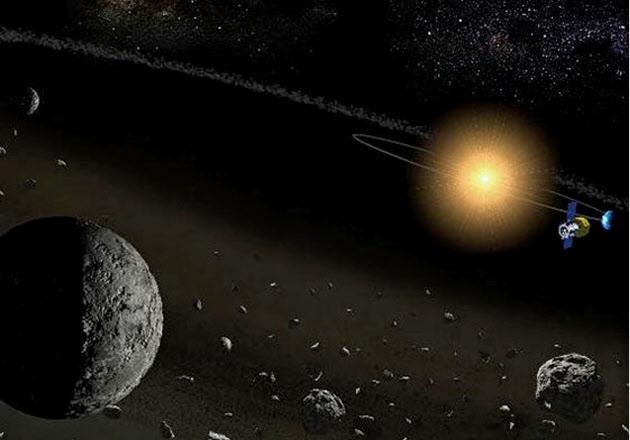 17の小惑星で「水」確認 天文衛...