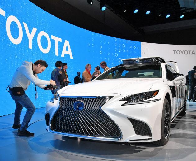 トヨタ 自動運転技術を外販 のTwitterの反応まとめ