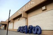 経営破綻の影響で店舗の閉鎖が加速している(1月7日、ニューヨーク州)=ロイター