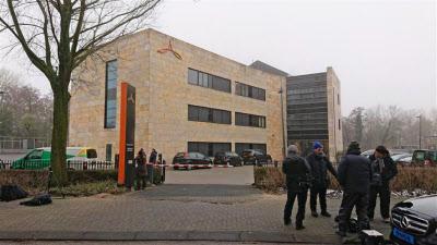 ルノー・日産・三菱自連合のトップ会談が開かれた統括会社(オランダ・アムステルダム)