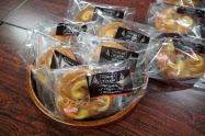 ファミリーマートは女性スタッフ考案の「なると金時」を使ったパンを中四国の店舗で販売開始した