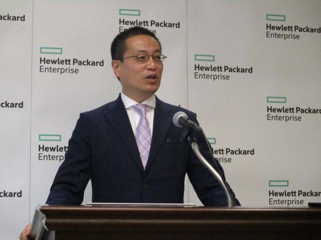HPE日本法人、マルチクラウド構築を一括支援