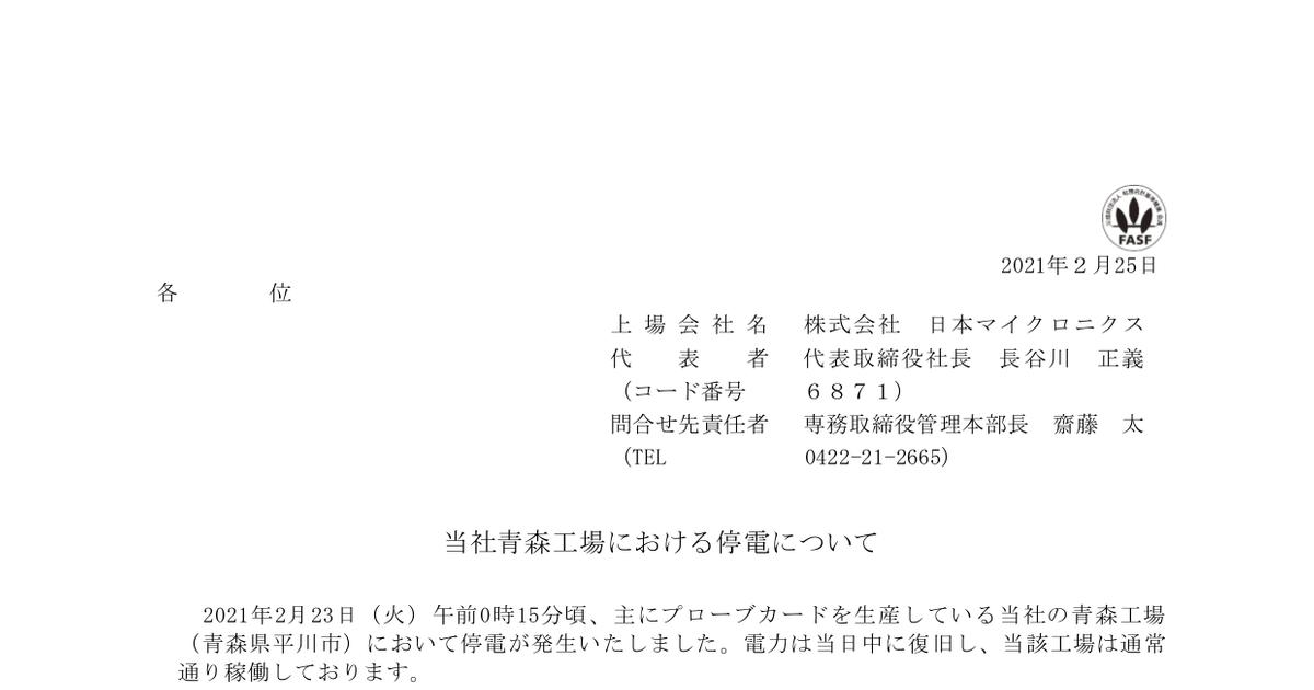 マイクロ ニクス 日本